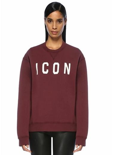 Dsquared2 Sweatshirt Bordo
